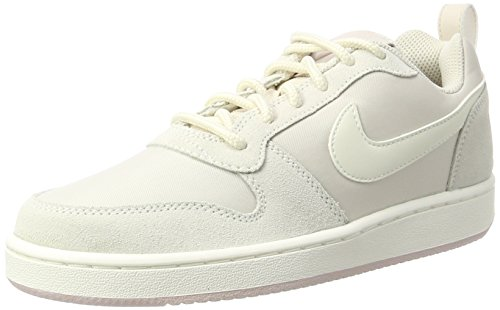 Nike W Court Borough Low Prem, Scarpe da ginnastica Donna, Beige (Lt Orewood Brn/Sail/Silt Red), 36 EU