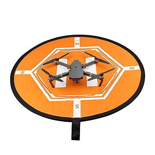 Drone Landing Pad,Universale Impermeabile Portatile Pieghevole Landing Pad Per Dji Air 2s / Mavic Mini 2 / Mavic Air 2 / Mavic 2 /Fimi X8se /Dji Fpv Drone