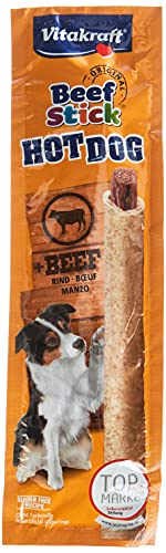 Vitakraft Hundesnack Beef Stick Hot Dog, 1x 1 St