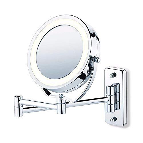 Espelho Iluminado led Maquiagem Banheiro Closed Parede e Bancada