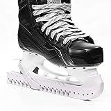 Rollergard SuperGard Ultimate Walking Hockey Ice Skate Guards (White)