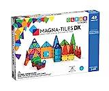 Magna-Tiles 48-Piece Clear Colors Set Product Image