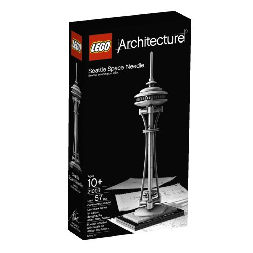 Lego 21003 Architecture - Torre Space Needle de Seattle