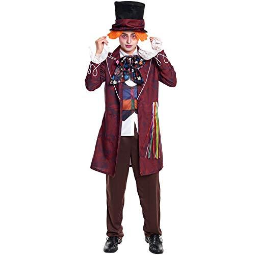 Disfraz Sombrerero Hatter Hombre (Talla M) Halloween