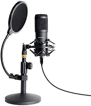 SUDOTACK USB Professional Microphone Set