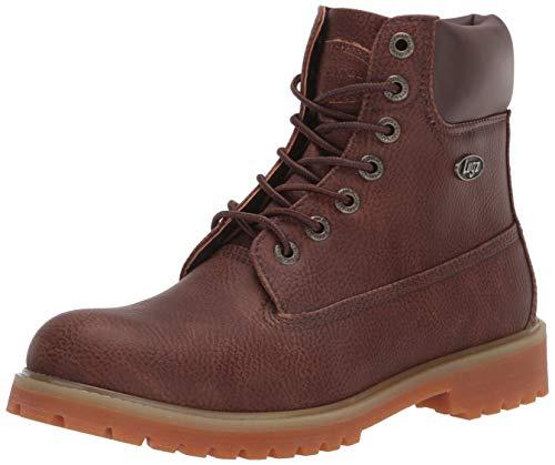Lugz Men's Convoy Fashion Boot, Spice/Brown/Tan/Gum, 10.5 D US