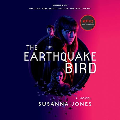 The Earthquake Bird audiobook cover art