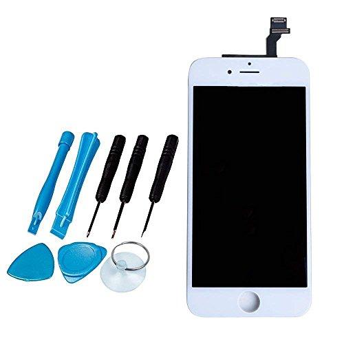 LL TRADER LCD für iPhone 6 Weiß 4,7