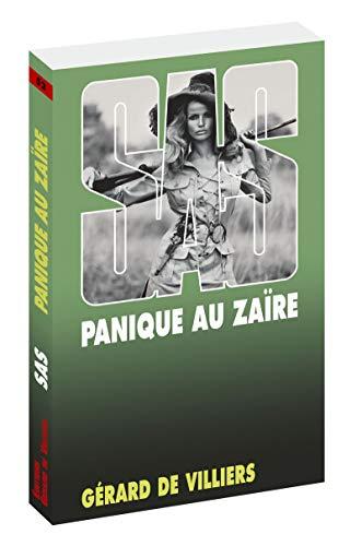 SAS 52 Panique au Zaïre