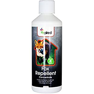 Inspired Fox Repellent Concentrate 500 ml