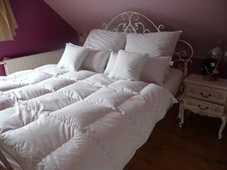 40/% plumes doie Blanket couverture couverture Couette 1 personne /Öko-Tex 135 x 200 cm 900 grammes 60/% duvet doie