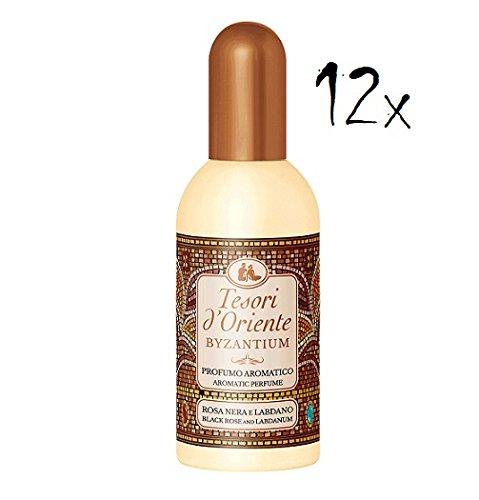 12x tesori d´Oriente Byzantium Aromatic Parfum Eau de Toilette 100 ml EDT
