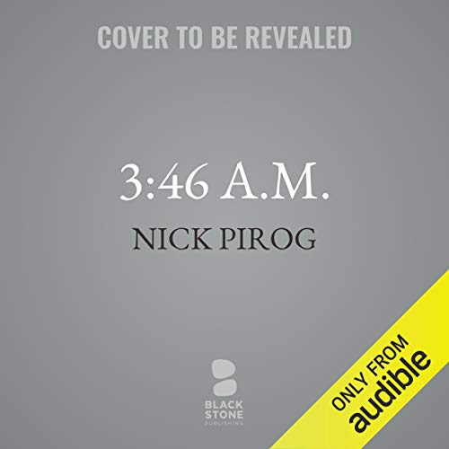 3:46 a.m. audiobook cover art