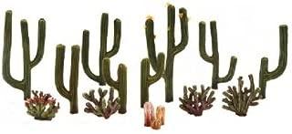 Woodland Scenics TR3600 Cactus Plants .5 - 2.5 13-Pack