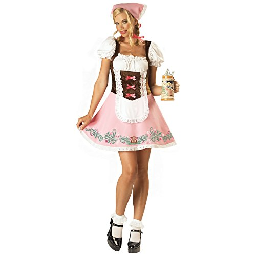 Fetching Fraulein Adult Costume – X-Large