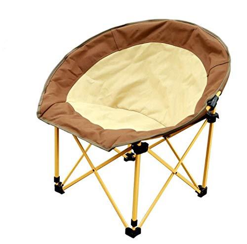 Porta Oval Rückenlehne Stuhl Leicht Breeze Beach Chair Außen Stuhl mit niedrigem Profil Fischen-Stuhl Tragbare Gartenliege