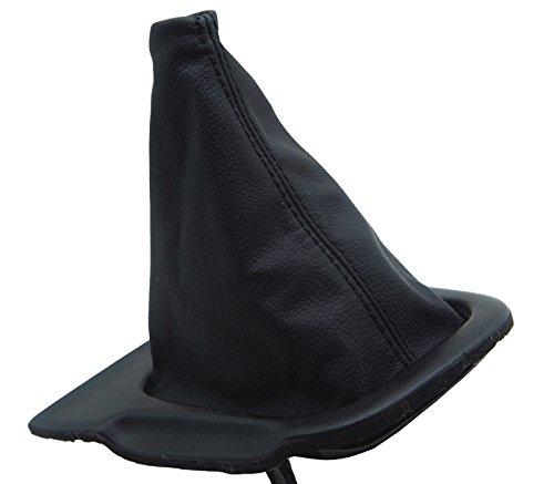 Autoguru Manual Shift Boot Synthetic Leather Black Made for Nissan Silva 240SX S14 94-98