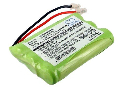 Battery for Thomson T7400 T7500 T7800 60AAAH3BMU 3.6V 800mAh