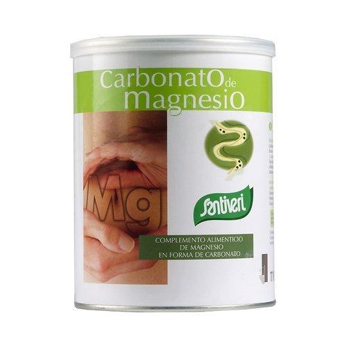 Carbonato de Magnesio en Polvo 110 gr de Santiveri