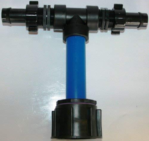 Manchon ame90r_93288 dN32 avec tube en plastique 100 mm et aG 1 \