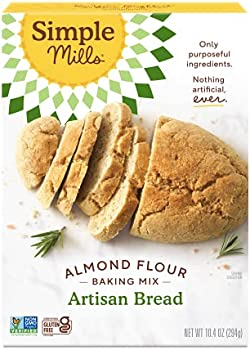 Simple Mills Almond Flour Baking Mix Artisan Bread