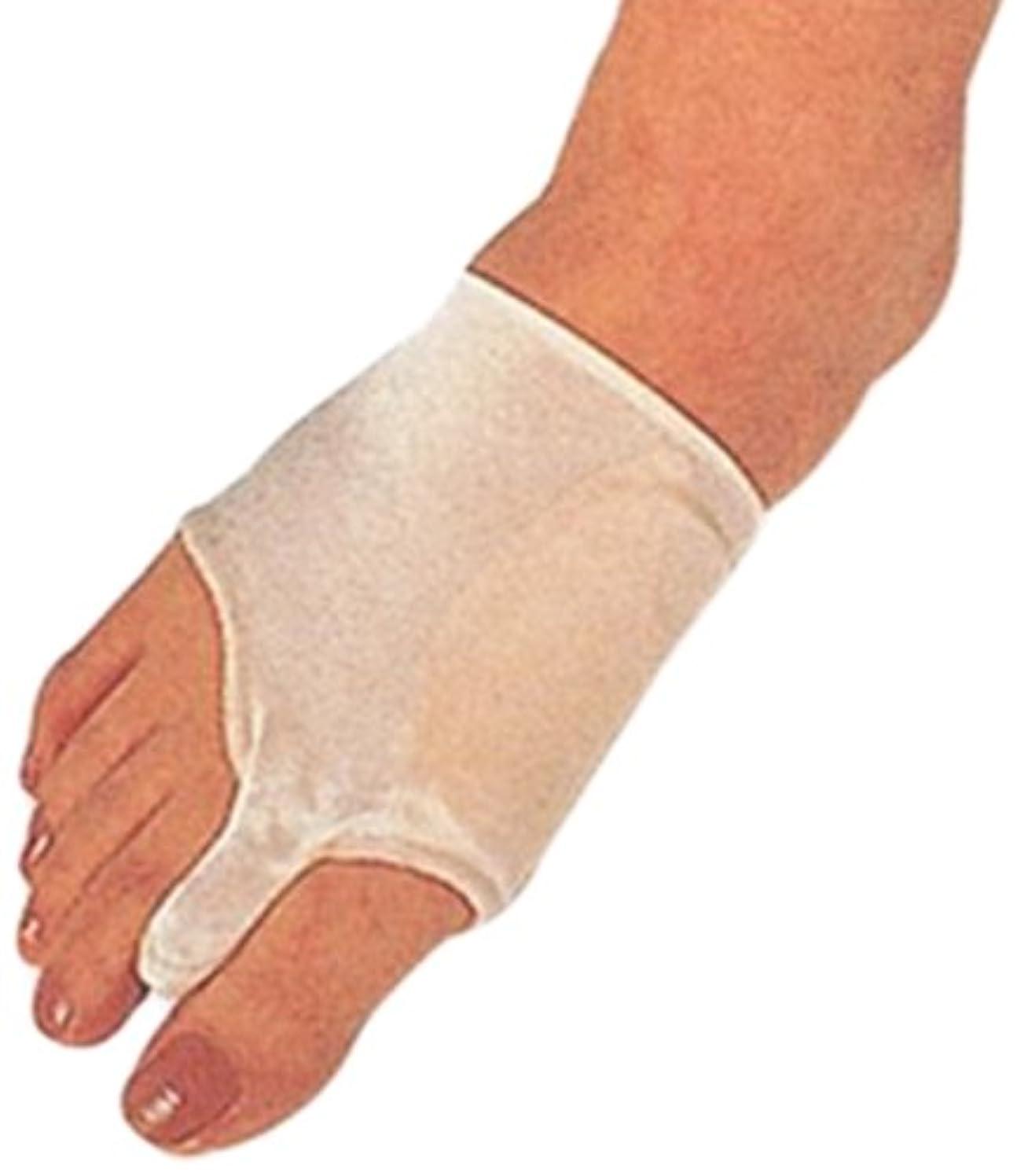 動員する含める離婚SORBO(ソルボ) ソルボ外反母趾サポーター薄型(片方入り/左足用/Lサイズ) 8ZA167