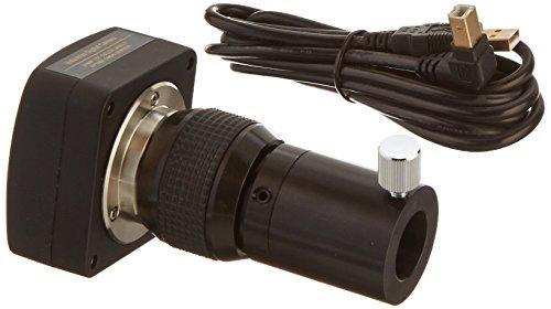Jenco International 57-3M Digital Video Camera with 2.0 USB Cord for Stereo Microscope, 3MP Resolution