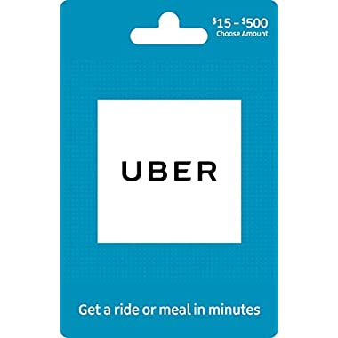 Uber $100 Gift Card