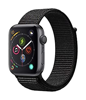 AppleWatch Series4 (GPS, 44mm) - Space Gray Aluminum Case with Black Sport Loop (B07HDD5HL7) | Amazon price tracker / tracking, Amazon price history charts, Amazon price watches, Amazon price drop alerts