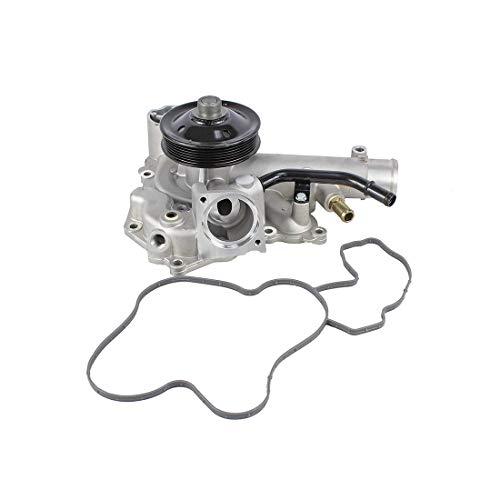 DNJ WP1163A Water Pum for 2009-2015/ Chrysler, Dodge, Ram / 1500, 2500, 3500, Aspen, Durango, Ram 3500/5.7L / OHV / V8 / 16V / 345cid