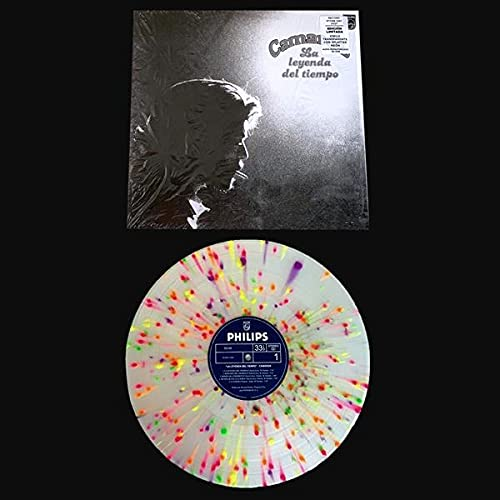La Leyenda Del Tiempo (RSD 2021) (180gm Multicolored Splatter Vinyl)