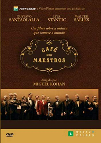 Café dos Maestros - ( Café de los Maestros ) Tango - Miguel Kohan