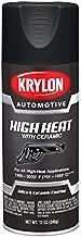Krylon Automotive High Heat, Black, 12 oz. (KA8649007)