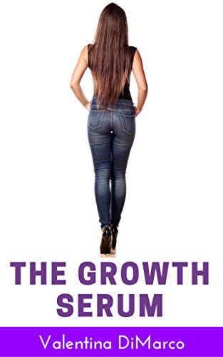 The Growth Serum: A Breast Expansion and Bimbofication Story