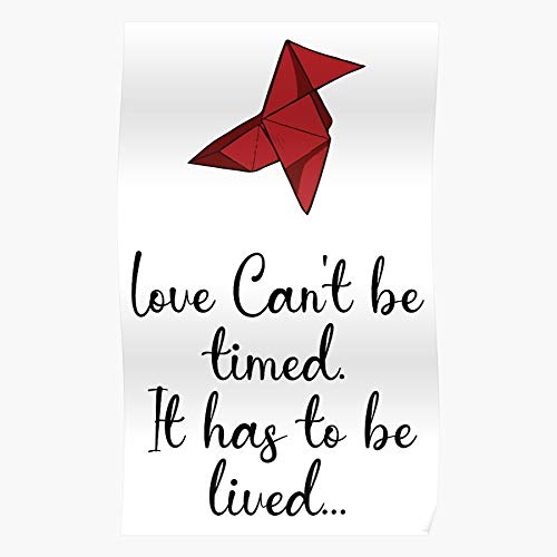 Cant To Be Heist Papel Money Timed La It Netflix Love De Has Lived Home Decor Wall Art Print Poster !