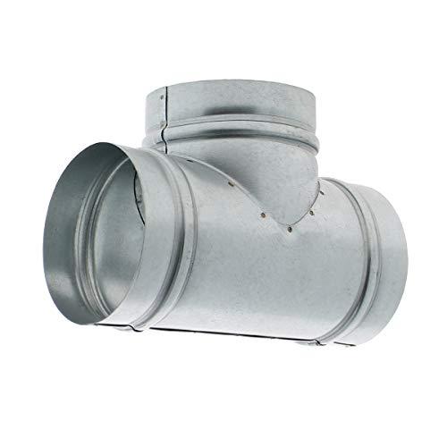 FLORATECK - T POUR AERATION Diamètre 125mm
