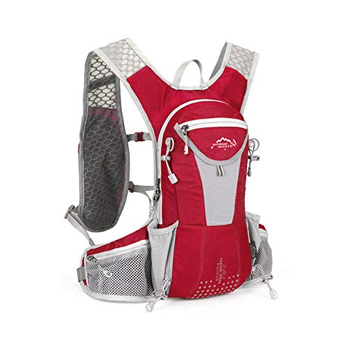 12L Fahrrad Rucksack, Mountainbike-Wasser-Beutel, Männer Frauen Radfahren Wandern Camping Lauf (Beinhalten Wasser-Beutel Nicht),3