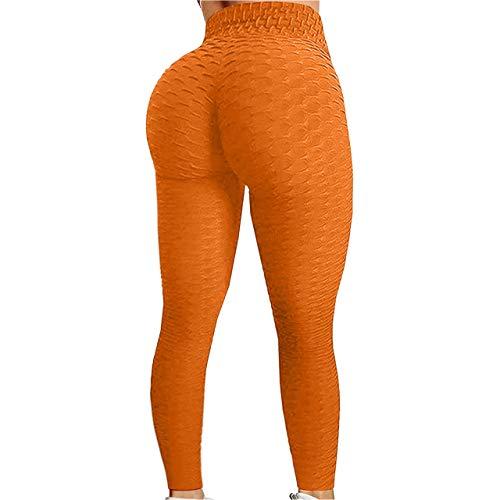 WSC Legginajes De Entrenamiento Anti-Celulitis De Elevación De Cálculos De Alta Calefacción Pantalones De Yoga para Mujer Leggings De Abdomen Leggings De Cintura Alta para Mujer(Size:Metro,Color:H)