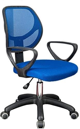 Cadeira executiva giratória com malha reclinável, design ergonômico Lazer Cadeira para computador Altura ajustável Melhor proteção da coluna vertebral Travar cadeira Cadeira reclinável de es