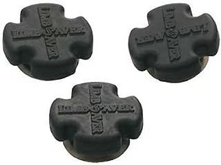 LimbSaver Mini UltraQuad Dampeners, Black, 3-Pack