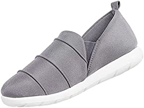 isotoner Women's Zenz Serenity Stretch Satin Slipper, Slip-On Shoe, Ash, 9