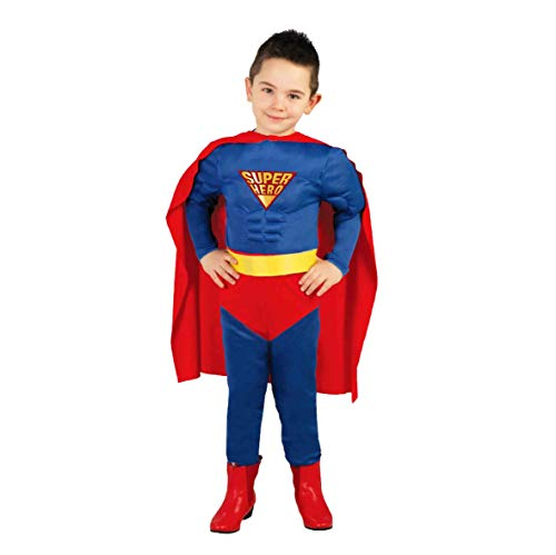 Déguisement d'un super garçon pour enfant