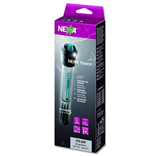 Termoriscaldatore para acuarios Newa Therm 25W para Acuarios