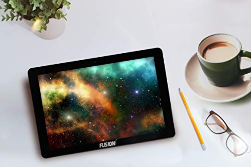 Product Image 5: Fusion5 10.1″ 2in1 Google Certified Android Laptop Tablet PC – (Powerful Processor, Android 10 Q, 3GB RAM, 32GB Storage, Dual Cameras, HD IPS, Type C, Bluetooth Tablet PC with Docking Keyboard)