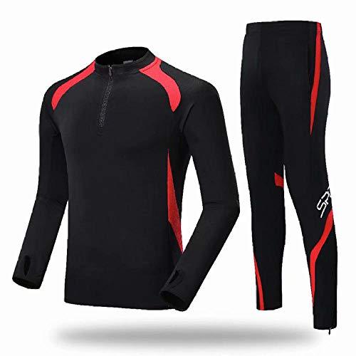 LybMjG Maillot Ciclismo Hombre MTB,Conjuntos Camisetas Fútbol para Niños Niñas, Camisetas Fútbol...