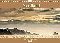 Nordland - Die Weite Skandinaviens (Wandkalender 2022 DIN A4 quer): Die pure Natur der skandinavischen Landschaft im Bild miterleben, das zeigt dieser Kalender. (Monatskalender, 14 Seiten )