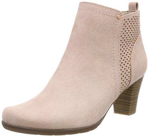 Jana 100% comfort Damen 8-8-25301-22 Stiefeletten, Pink (Rose 521), 40 EU