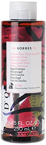 Korres Japanese Rose Duschgel, 1er Pack (1 x 250 ml)