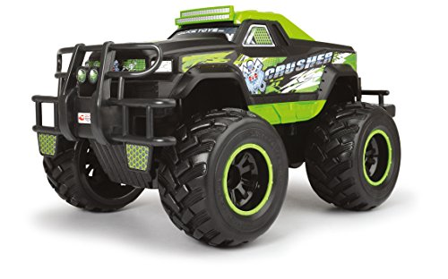 RC Auto kaufen Monstertruck Bild 3: DICKIE-Spielzeug 201119108 201119108-RC Neon Crusher, RTR, Ferngesteuerte Fahrzeuge*