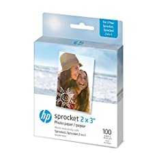 Image of HP Sprocket 2x3 Premium. Brand catalog list of HP Sprocket.